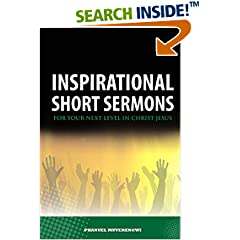 ISBN:1515308618 Inspirational Short Sermons  for Your Next Level in Christ Jesus by Mr 
