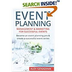 ISBN:1519178204 Event Planning by Alex 