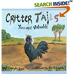 ISBN:1519262388 Critter Tails - children's #self-esteem book