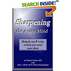 ISBN:1519496028 Sharpening the Aging Mind #Memory