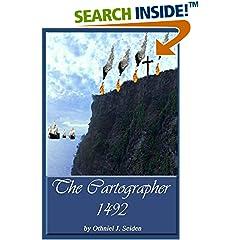 ISBN:151949615X The Cartographer #Hebrew-Fiction