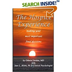 ISBN:1519496281 The Hospice Experience by Othniel J. Seiden