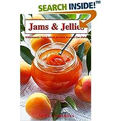 ISBN:1520492928 Jams & Jellies by Vesela    Tabakova