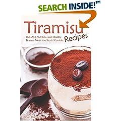 ISBN:1520943008 Tiramisu Recipes by Daniel    Humphreys