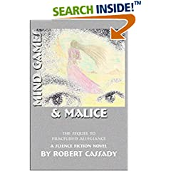 ISBN:1523735813 Mind Games and Malice by Robert Cassady