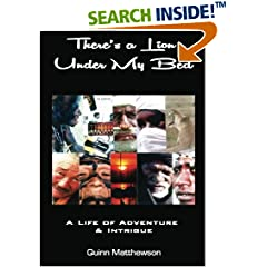 ISBN:1530236665 There's a Lion Under My Bed by Quinn Matthewson