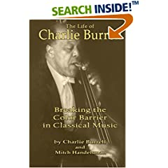 ISBN:1530268044 The Life of Charlie Burrell #music Bass #African-American-musician