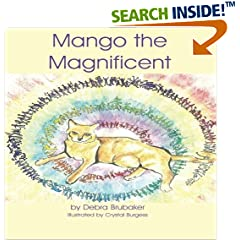 ISBN:153039127X Mango the Magnificent #cats #rescue