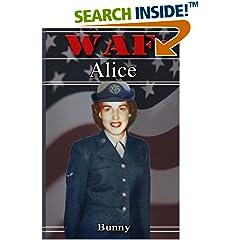ISBN:1530843308 Alice #WAF  #military-fiction #women