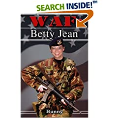 ISBN:1530843340 Betty Jean #WAF  #military-fiction #women