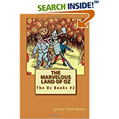 ISBN:1537485156 The Marvelous Land of Oz by Lyman 
