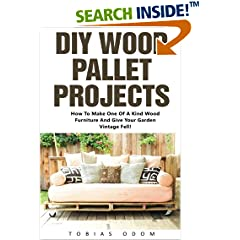 ISBN:1539492109 DIY Wood Pallet Projects by Tobias    Odom