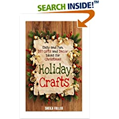 ISBN:1540453480 Holiday Crafts by Sheila 