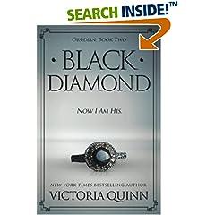 ISBN:154328180X Black Diamond (Obsidian) (Volume 2) by Victoria    Quinn