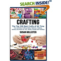 ISBN:1548772496 Crafting by Susan    Hollister