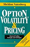 Option Pricing and Volatility