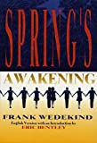 Spring's Awakening: Tragedy of Childhood