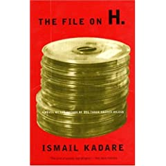 The File on H.: A Novel