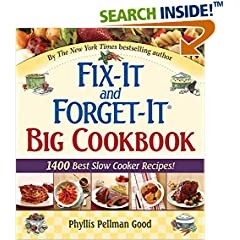 ISBN:156148640X Fix-It and Forget-It Big Cookbook by Phyllis 