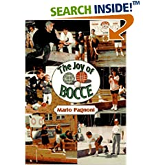 ISBN:1570280444 The Joy of Bocce by Mario    Pagnoni