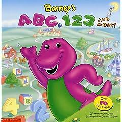 Barney's Abc, 123