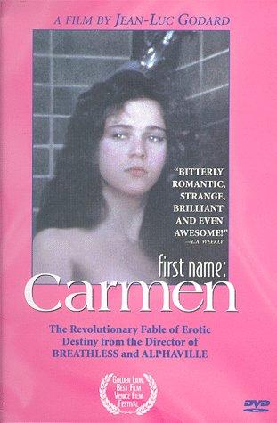 Prenom Carmen / Имя Кармен (1983)