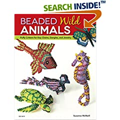 ISBN:1574214489 Beaded Wild Animals by Suzanne 