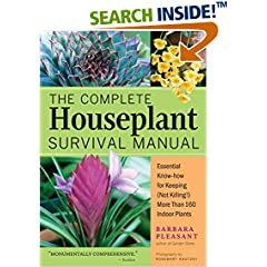 ISBN:1580175694 The Complete Houseplant Survival Manual by Barbara    Pleasant