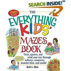 ISBN:1580625584 Kids' Mazes Book by Beth    L. Blair