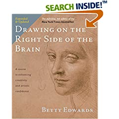 ISBN:1585429201 Drawing on the Right Side of the Brain by Betty    Edwards