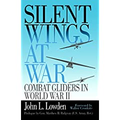 Silent Wings at War Cover