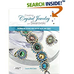 ISBN:158923345X Creating Crystal Jewelry with Swarovski by Laura 