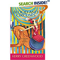ISBN:1590585208 Blood and Circuses (Phryne Fisher Mysteries) by Kerry 