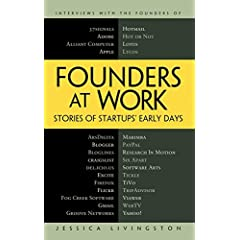 Founders at Work: Stories of Startups Early Days