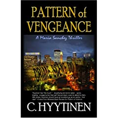 Pattern of Vengeance (Maria Sanchez Thriller)