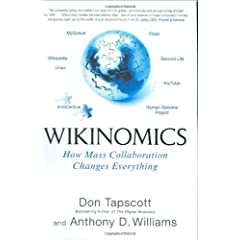 [Wikinomics cover]