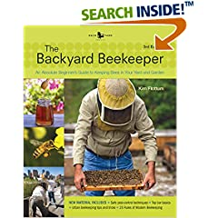 ISBN:159253919X Backyard Beekeeper - Revised and Updated, 3rd Edition by Kim    Flottum
