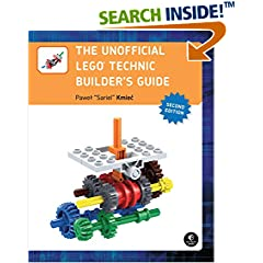 ISBN:1593277601 The Unofficial LEGO Technic Builder's Guide, 2nd Edition by Pawel 