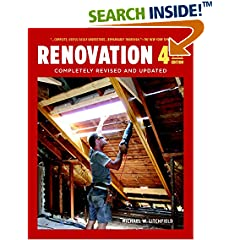 ISBN:1600854974 Renovation 4th Edition by Michael    Litchfield