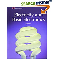 ISBN:1605259535 Electricity and Basic Electronics by Stephen    R. Matt