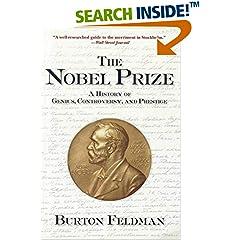 ISBN:1611457246 The Nobel Prize by Burton    Feldman