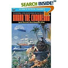 ISBN:1612872727 Robur the Conqueror, Special Illustrated & Movie Memorabilia Edition by Jules    Verne