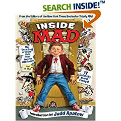 ISBN:1618930893 Inside MAD by The    Editors of MAD Magazine