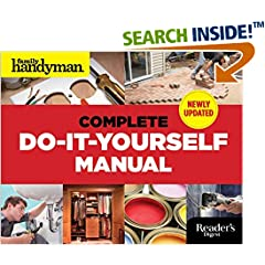 ISBN:1621452018 The Complete Do-it-Yourself Manual Newly Updated by Editors    Of Family Handyman