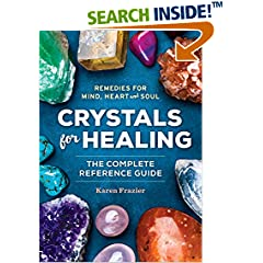 ISBN:1623156750 Crystals for Healing by Karen 