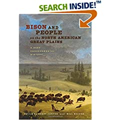ISBN:1623494745 Bison and People on the North American Great Plains by Geoff    Cunfer and Bill    Waiser