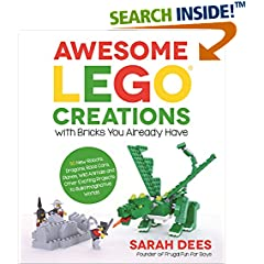 ISBN:1624142818 Awesome LEGO Creations with Bricks You Already Have by Sarah 