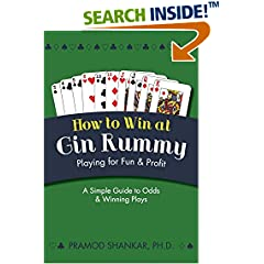 ISBN:1626541973 How To Win At Gin Rummy by Pramod 