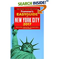 ISBN:1628872764 Frommer's EasyGuide to New York City 2017 (Easy Guides) by Pauline    Frommer