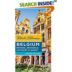 ISBN:1631216090 Rick Steves Belgium by Rick 